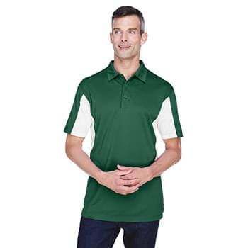 Men's Side Blocked Micro-Piqu? Polo