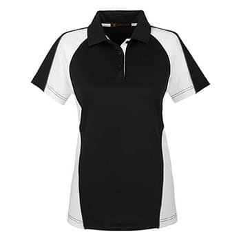 Ladies' Advantage Snag Protection Plus IL Colorblock Polo