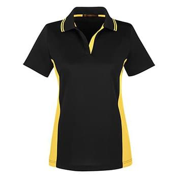 Ladies' Flash Snag Protection Plus IL Colorblock Polo