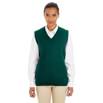 Ladies' Pilbloc? V-Neck Sweater Vest