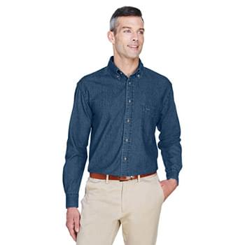 Men's 6.5 oz. Long-Sleeve Denim Shirt