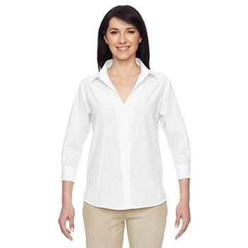 Ladies' Paradise 3/4-Sleeve Performance Shirt