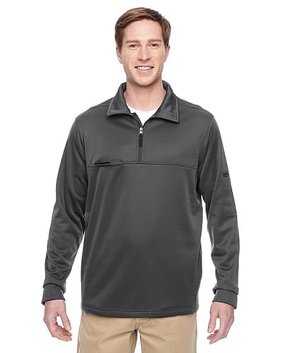 Adult Task Performance Fleece Quarter-Zip Jacket