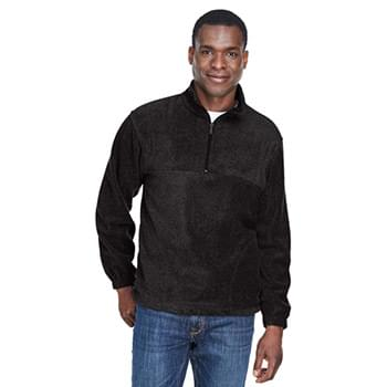 Adult 8 oz. Quarter-Zip Fleece Pullover