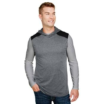 Men's Tourney-Layering Sleeveless Hoodie
