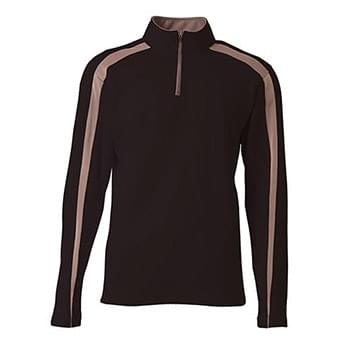 Men's Spartan Fleece Quarter-Zip Sweatshirt