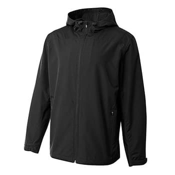 Men's Full-Zip Force Windbreaker Jacket