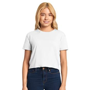 Ladies' Festival Cali Crop T-Shirt