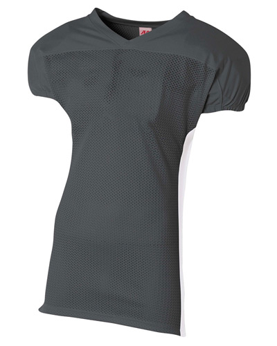 Youth Titan 4 Way Stretch Football Jersey