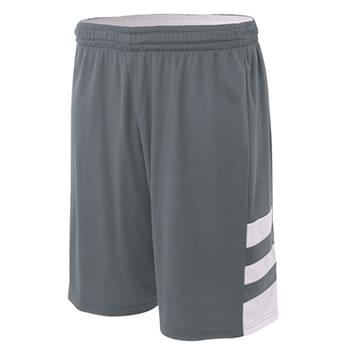 "Youth 8"" Inseam Reversible Speedway Shorts"