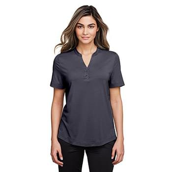Ladies' Jaq Snap-Up Stretch Performance Polo