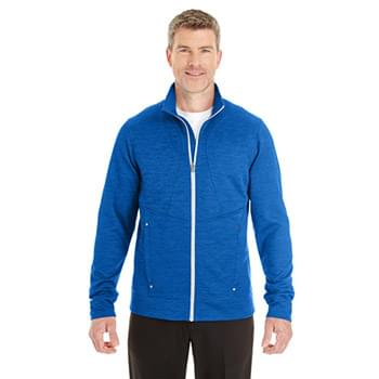 Men's Amplify Mlange Fleece Jacket