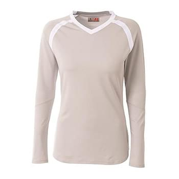 Youth Ace Long Sleeve Volleyball Jersey