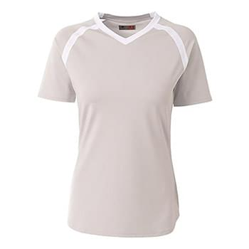 Ladies' Ace Short Sleeve Volleyball Jersey
