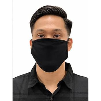 Adult 3-Ply Face Mask with Filter Pocket