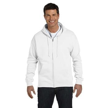 Adult 7.8 oz. EcoSmart? 50/50 Full-Zip Hood