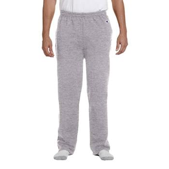 Adult 9 oz. Double Dry Eco? Open-Bottom Fleece Pant with Pockets