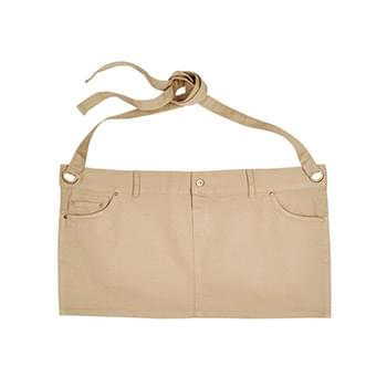 Unisex Cotton Chino Waist Apron