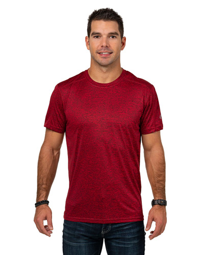 Adult 4.4 oz., Perfomance Cationic T-Shirt