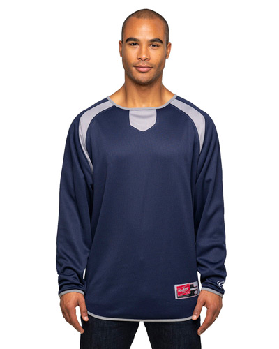 Adult 8 oz., Polyester Fleece Crew