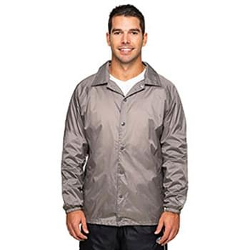 Adult Nylon Taffeta Coaches Jacket