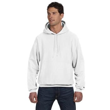 Reverse Weave Pullover Hooded Sweatshirt