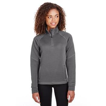Ladies' Capture Quarter-Zip Fleece