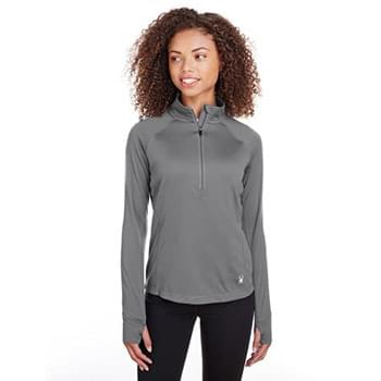 Ladies' Freestyle Half-Zip  Pullover
