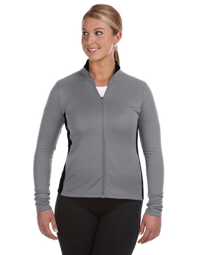 Ladies' 5.4 oz. Performance Fleece Full-Zip Jacket