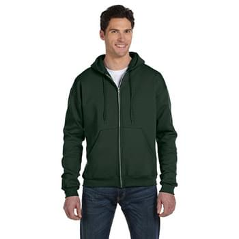Adult 9 oz. Double Dry Eco? Full-Zip Hooded Sweatshirt