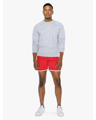 Unisex Interlock Shorts