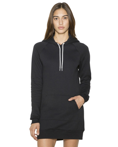 Ladies' Flex Fleece Hooded Dress