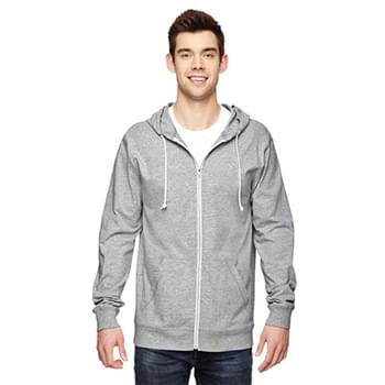 Adult Sofspun? Jersey Full-Zip Hooded Sweatshirt