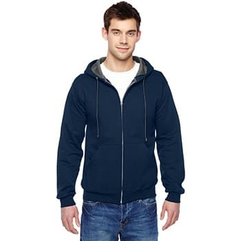 Adult 7.2 oz. SofSpun? Full-Zip Hooded Sweatshirt