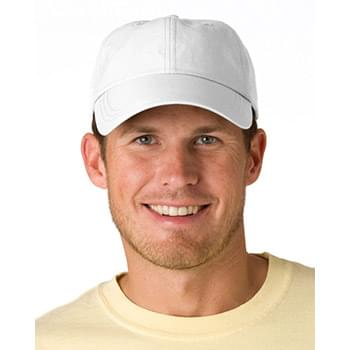 6-Panel UV Low-Profile Cap with Elongated Bill