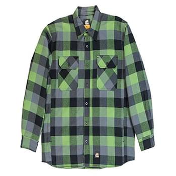 Men's Timber Flannel Shirt Jacket