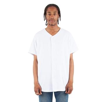 Adult 7.5 oz., 100% US Cotton Baseball Jersey