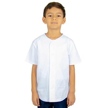 Youth 7 oz., 100% US Cotton Baseball Jersey
