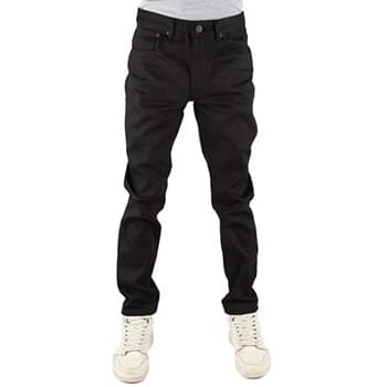 12 oz., Raw Denim Straight-Leg Jean Pant