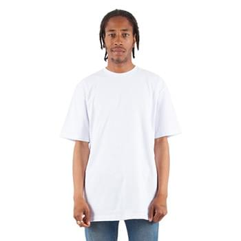 Adult 6.5 oz., Combed Heavyweight US Ringspun Cotton T-Shirt