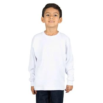 Youth 8.9 oz., Thermal T-Shirt