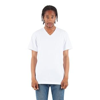 Adult 6.2 oz., V-Neck T-Shirt