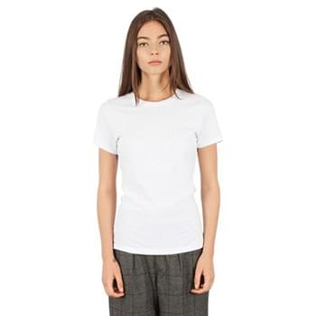 Ladies' Combed Ring-Spun Cotton Crew