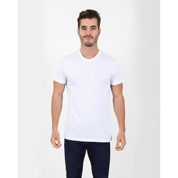 Men's Combed Ring-Spun Cotton Crew