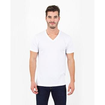Men's 4.6 oz. Tri-Blend V-Neck T-Shirt