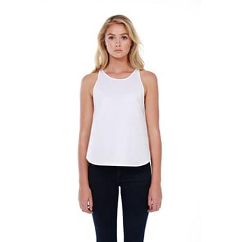 Ladies' 3.5 oz., 100% Cotton Rounded Tank