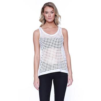 Ladies' Holey Tank