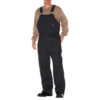 Unisex Duck Insulated Bib Overall