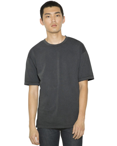 Unisex French Terry Garment-Dyed T-Shirt