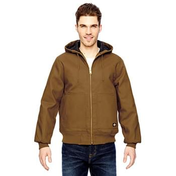 Men's Hooded Duck Jacket